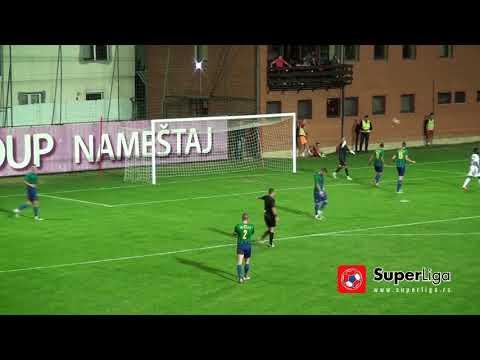 Super liga 2017/18: 10.Kolo: JAVOR MATIS – ZEMUN 0:1 (0:0)