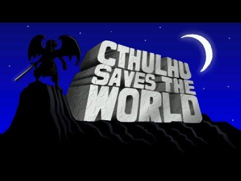 Cthulhu Saves the World - Part 1 - Beach Cave