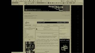 Online Radio Depeche Mode
