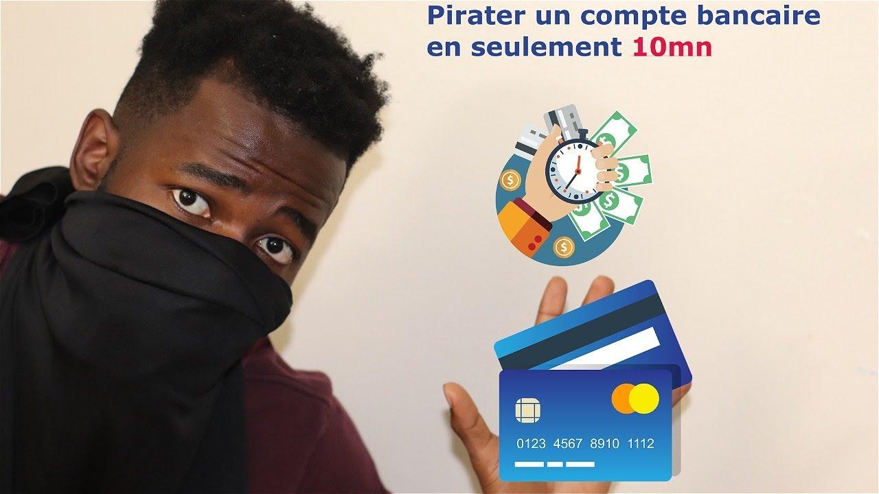 Download Pirater un compte bancaire en seulement 10mn - Arnaque à la carte bancaire - @morysonn