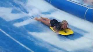 The Flow Rider Vs My Swimsuit