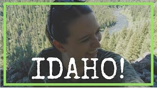 Camping in Idaho! | A Battle and an Adventure! | VLOG