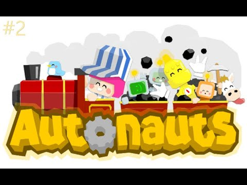 Autonauts episode 2 : J'automatise la prod des outils