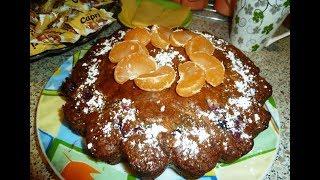 Пирог с персиковым вареньем  Рецепт быстрого приготовления