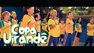 We are one (Ole Ola) Uirandê School Kids Cover