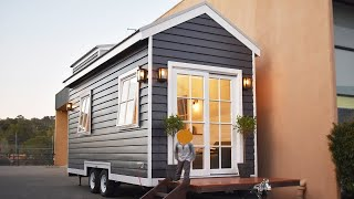 Gorgeous Stunning Hillside Tiny House By Tiny Homes Australia