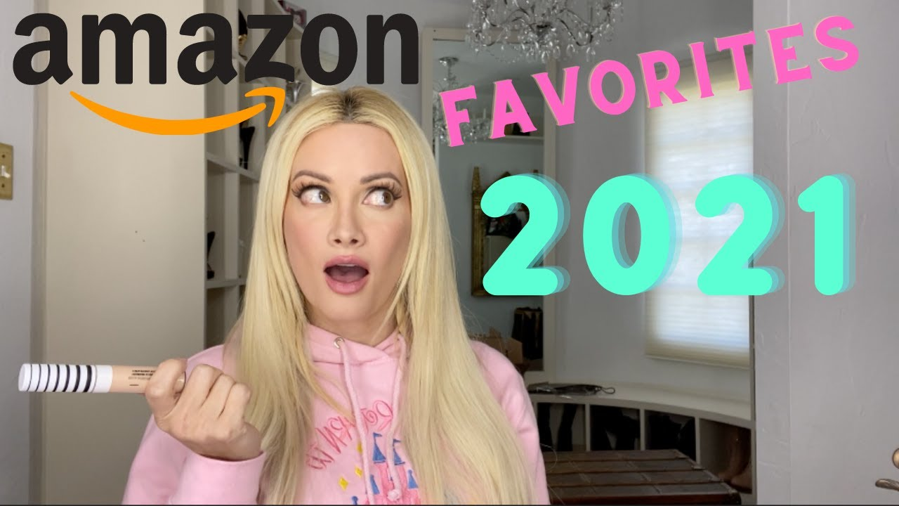 AMAZON FAVORITES 2021 / CHECK OUT MY MUST HAVE AMAZON ITEMS