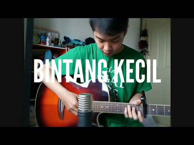 Bintang Kecil Fingerstyle Guitar Cover By Ludwig Nathanael Chords Chordify