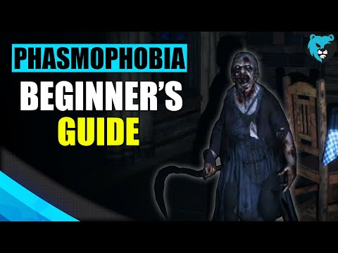 Phasmophobia Beginner's Guide in 4 Minutes - The Basics, Tips, Tricks
