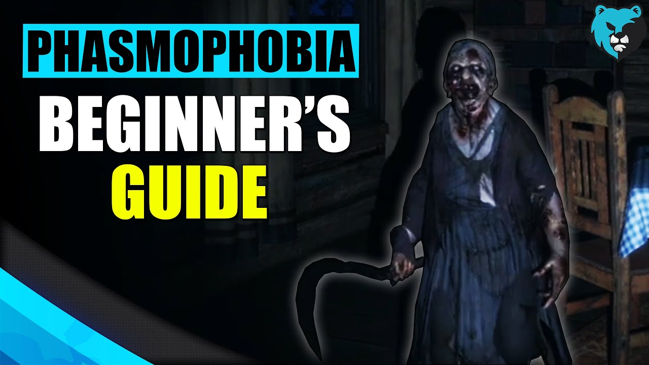 Phasmophobia Beginner S Guide In 4 Minutes The Basics Tips Tricks Youtube