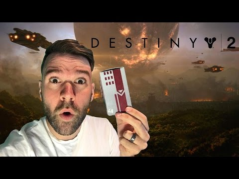 WHAT HAPPENS WHEN YOU PRE ORDER DESTINY 2 at EB GAMES