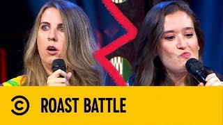 Percebes y Grelos VS Victoria Martín | Roast Battle | Comedy Central España