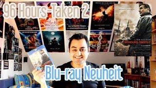 96 Hours - Taken 2 Blu-ray Neuheit
