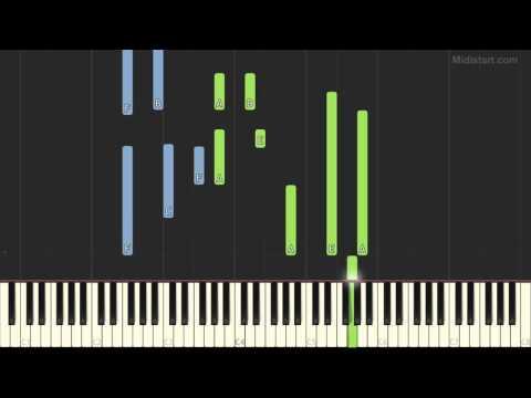 Ryuichi Sakamoto - Koko (Piano Tutorial) [Synthesia Cover]