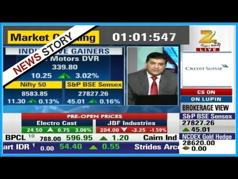 Stocks of Tata Motors, TCS, Gail showing strength in the market pre-opening phase