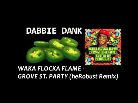 Waka Flocka Flame - Grove St. Party (heRobust Trap Remix) [Free 320kbps Download]