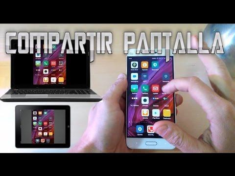 Tres formas de mostrar la pantalla del móvil Android en la PC