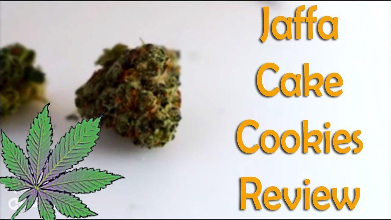 Jaffa Cake Cookies - Strain Review
