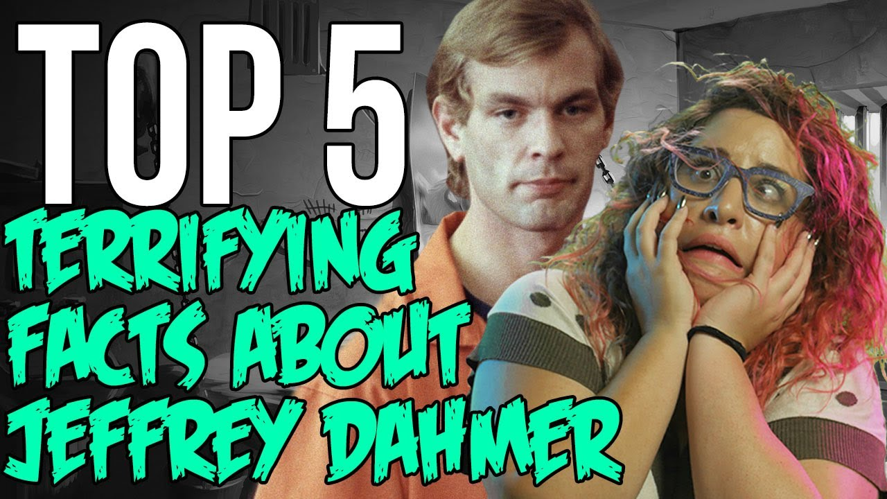 Top 5 Facts About Jeffrey Dahmer - Famous Serial Killers // Dark 5   Snarled