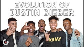 Evolution of Justin Bieber | Mashup by Next Town Down | What Do You Mean x Sorry x Love Yourself