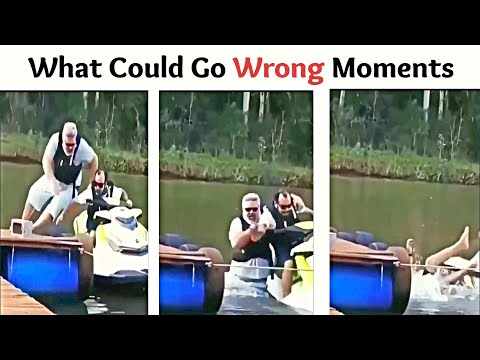 What Could Go Wrong Moments || Funny Compilation || Tvology