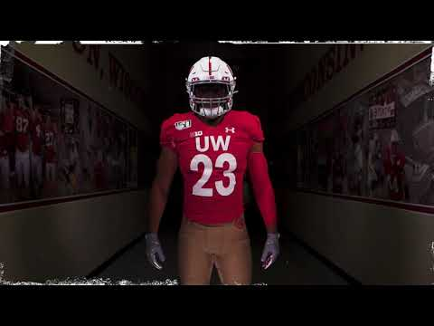 Wisconsin Badgers - Badgers unveil new alternate jersey for Northwestern match-up