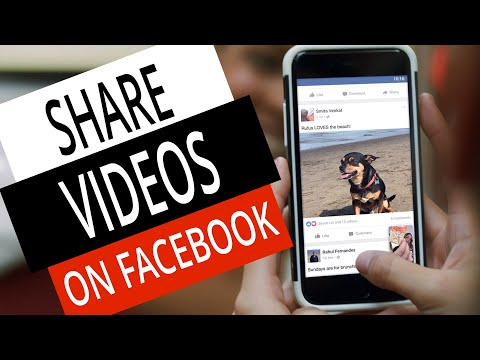 Best Way To Share YouTube Videos on Facebook