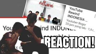 Gambar cover PECAHH!!! - Reaction YouTube Rewind Bogor 2019!