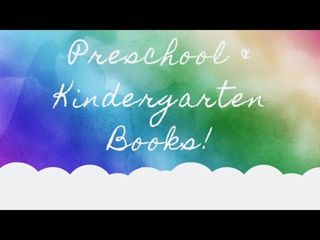 New Preschool & Kindergarten Books From Usborne Books & More (Spring 2020)