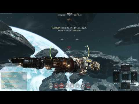 Fractured Space Dev 3 way - How to win a 4 v 5