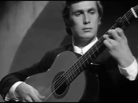 Paco de Lucia - Malagueña on British TV