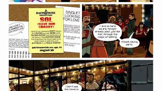 Первый взгляд - Sex Criminals(Решили познакомиться с комиксами, но не знаете с какими? Тогда вы попали на правильный канал. Обзоры интерес..., 2014-01-21T17:51:30.000Z)
