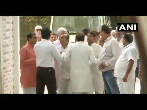 UP Congress leaders spar after stock-taking meet