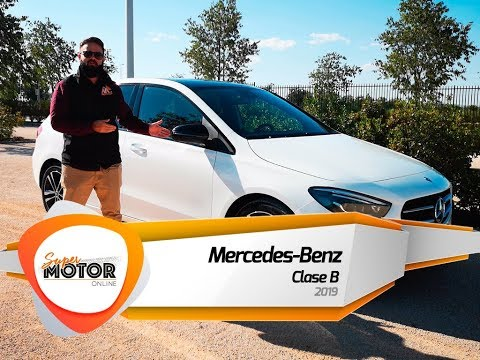 Mercedes-Benz Clase B 2019 / Al volante / Supermotoronline.com