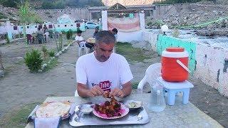 Catch, Clean & Cooking Trout Fish At Juglot    Gilgit Baltistan    Trout Fish Recipe