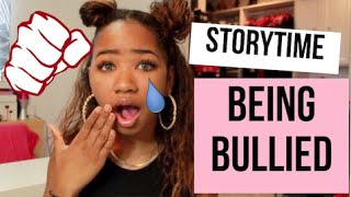 STORY TIME: FIRST DAY OF HIGHSCHOOL/BULLY