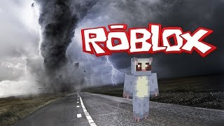 Roblox XBOX - Natural Disaster - {1} - IT'S CHASING ME!!