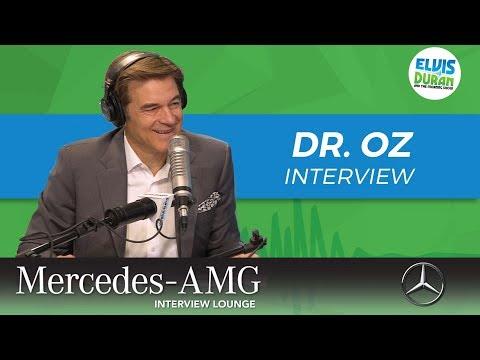 Dr. Oz on Why Organic Food Isn't Always Better   Elvis Duran Show
