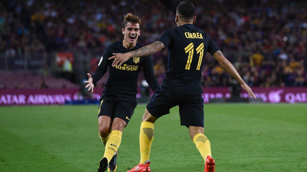 Liga Santander 2016/17 | Griezmann vs Barcelona (away