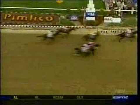 Smarty Jones - Triple Crown bid - 2004
