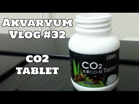 Hobihanem - Akvaryum Vlog #32 (CO2 Tablet) [07.03.2017]