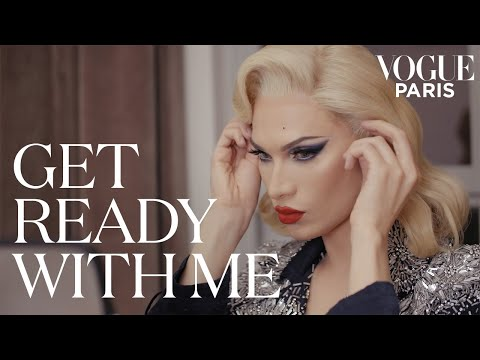 Miss Fame's transformation for a Parisian party | Get Ready With Me | Vogue Paris