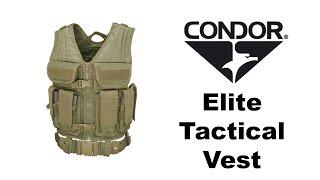 Condor Outdoor ETV (Elite Tactical Vest) Overview