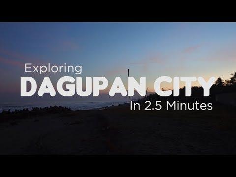 Exploring Dagupan City in 2.5 minutes