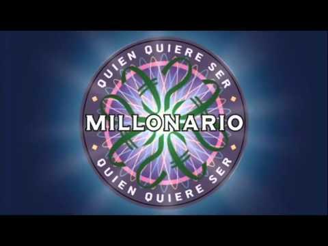 Theme: Quien Quiere Ser Millonario (trailer)