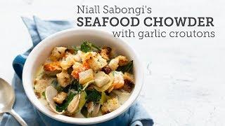 Niall Sabongi's Seafood Chowder