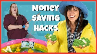 Starting a Business and Money Saving Hacks!