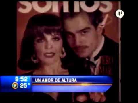 Omar Fierro sobre su romance con Veronica Castro
