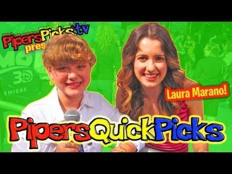 LAURA MARANO Kiss & Tell? AUSTIN & ALLY Romance Talk Plus MAMA ODIE Jenifer Lewis PIPER REESE