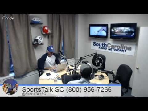 SportsTalk SC October 7th, 2016